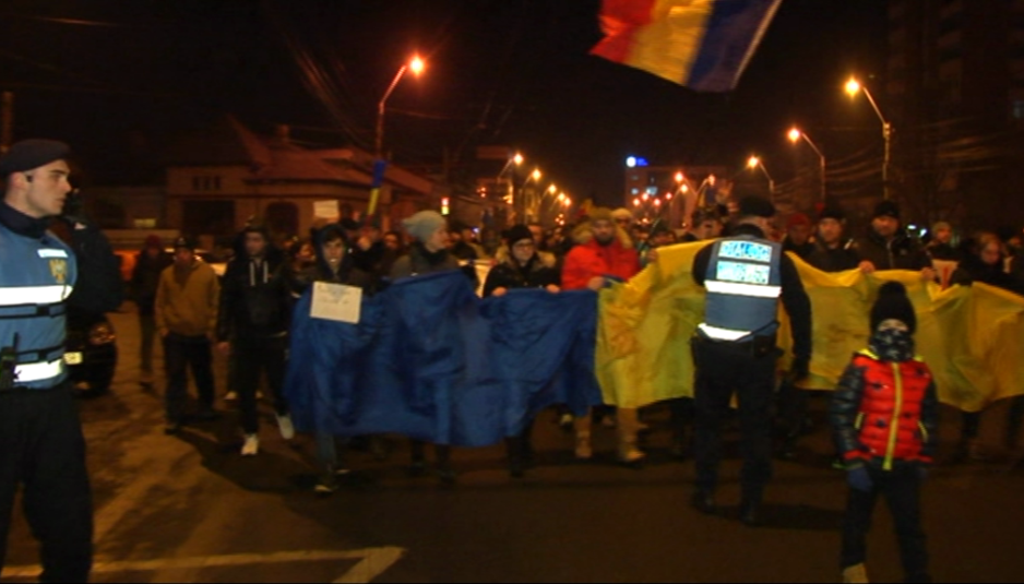 protest galati