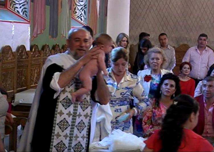 botez fiica bute