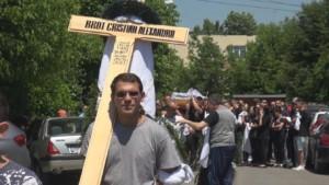 cristian brot inmormantare