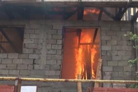 incendiu braila