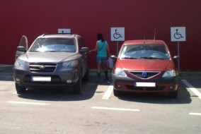 parcare dizabilitati