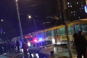 mort in tramvai