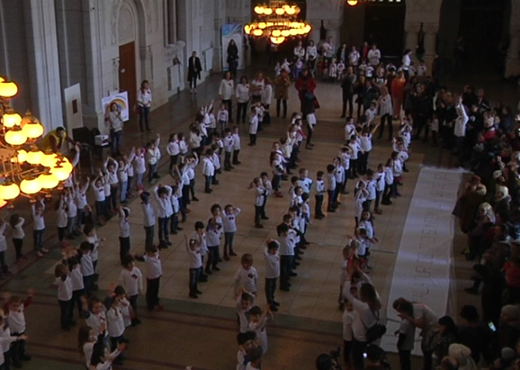 flash mob 2