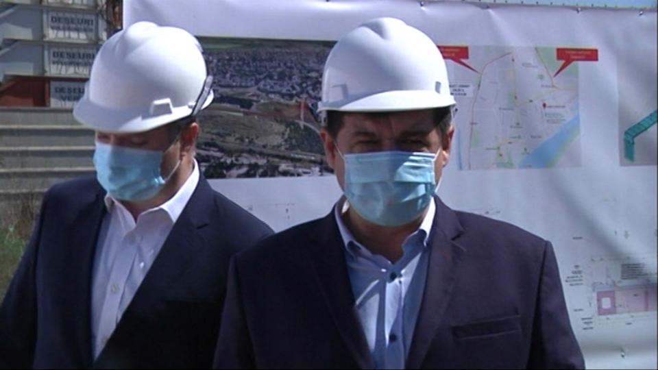 Lucrări demarate la Centura orașului, cel mai mare proiect de infrastructură din ultimii ani